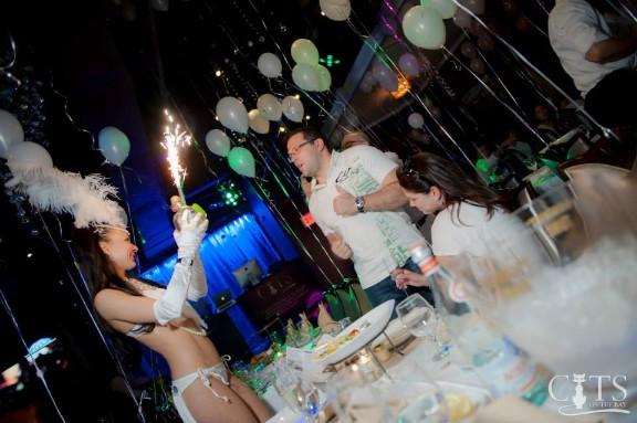Bikini Birthday Party Go Go Dancer Models New York City