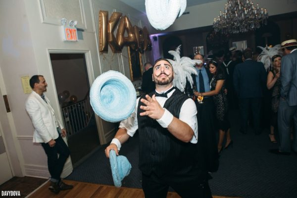 Circus Performer Private Party Event Juggler New York City
