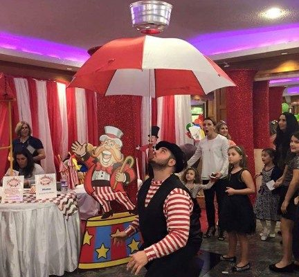 Clown Performer Private Event New York City