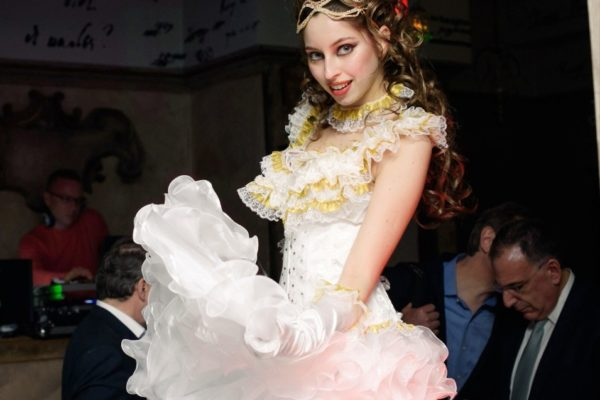 Costumed Private Event Masquerade Dancer party dancer New York City