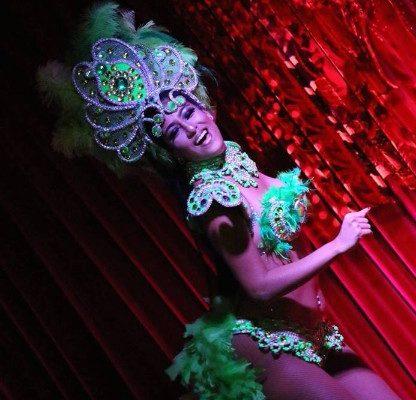 New York City Latin Samba Performance Brazilian Dancer