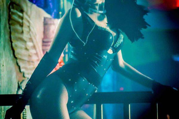 New York City Sexy Club Go Go Dancer