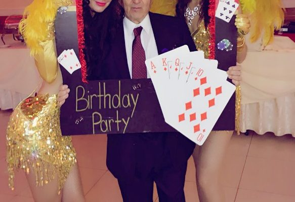 Private Birthday Party Performer Show Girls Entertainment New York