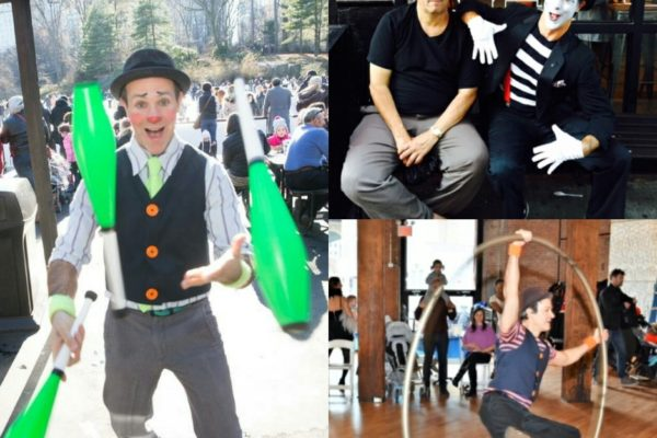 Specialty Acts jugglers Private Party Events Circus New York City