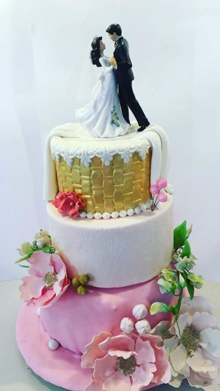Specialty Wedding Cakes for Events and parties New York City Tati