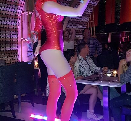 Themed Model Go-Go Dancers Night Clubs New York City