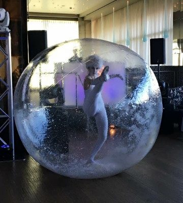 Winter Wonderland Performer Private Party New York City